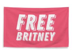 free-britney-flag